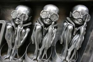 H.R. Giger - Birth Machine Babies